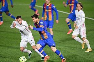 Real Madrid 2-1 Barca: Mingueza rút ngắn cách biệt (H2)