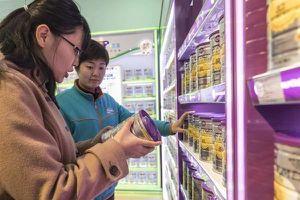 Cảnh sát Trung Quốc phá đường dây buôn lậu sữa bột trẻ em số lượng lớn