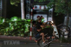 Thành phố Hồ Chí Minh ngăn chặn nhiều nhóm đua xe trái phép