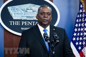 Bộ trưởng Quốc phòng Mỹ tới Israel thảo luận về vấn đề hạt nhân Iran