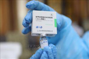 Trung Quốc cân nhắc kết hợp các loại vaccine nhằm tăng hiệu quả ngừa COVID-19