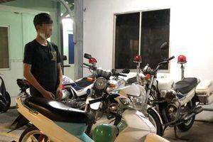 Hẹn nhau đua xe, nhóm thanh thiếu niên của 'Trường đua 3K' bị CSGT vây bắt
