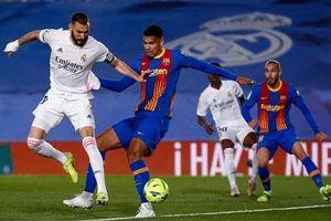 Điểm nhấn Real 2-1 Barca: Đẳng cấp cộng may mắn làm nên chiến thắng