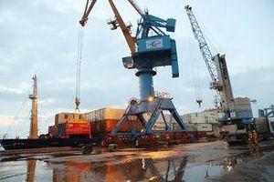 Khơi thông tuyến vận tải biển giữa Hải Phòng - Vũng Áng - TP.HCM