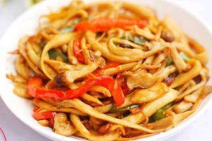 3 cách xào nấm cho bữa cơm nhẹ nhàng