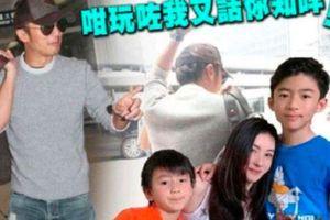 Chỉ với một câu nói, con trai Tạ Đình Phong đã tiết lộ về mối quan hệ thực sự giữa hai cha con?