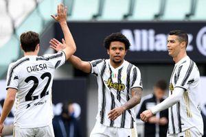 Ronaldo vô duyên, Juventus vẫn thắng dễ Genoa