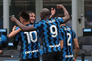 Người cũ của MU tỏa sáng, Inter tiến thêm một bước tới chức vô địch