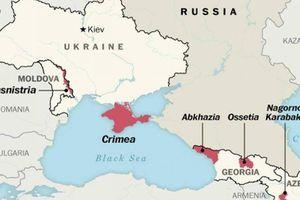 Không chỉ phía đông, phía tây Ukraine cũng xuất hiện quân đội Nga