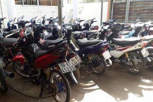 2 đêm phát hiện 3 vụ đua xe trái phép với gần 200 'quái xế' ở Vĩnh Long