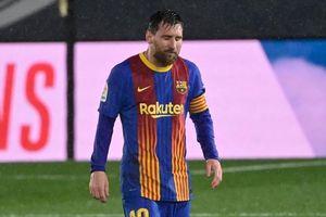 Messi lại không không ghi bàn, kiến tạo khi thiếu Ronaldo ở Siêu kinh điển