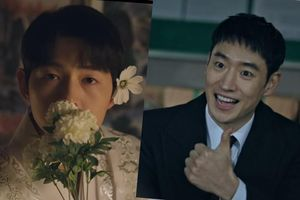 Phim 'Vincenzo' của Song Joong Ki rating giảm nhẹ - Phim 'Taxi Driver' đạt rating 'khủng'