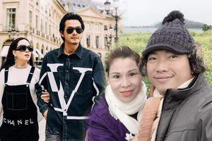 Lấy vợ đại gia: Kinh Quốc tổn hại danh tiếng, Quách Ngọc Ngoan - Hoàng Anh tan vỡ giữa đường