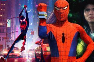 Spider-Man Nhật Bản - Nhân vật sẽ xuất hiện trong 'Spider-Verse 2' là ai?
