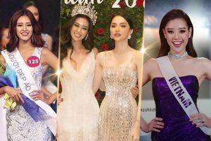Khánh Vân: 'Tôi đam mê thi sắc đẹp, đầy tự hào khi đại diện Việt Nam tại Miss Universe 2020'