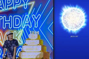 FC Đom đóm đem cả ngôi sao mang tên Jack-J97 mừng sinh nhật thần tượng
