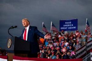 Trump tuyên bố nắm giữ chìa khóa thành công, hứa hẹn đưa đảng Cộng hòa giành Nhà trắng