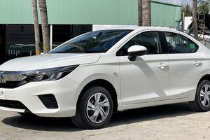Honda City sắp có thêm phiên bản giá rẻ tại Việt Nam