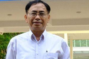 PGS.TS Nguyễn Hội Nghĩa, nguyên Phó Giám đốc ĐHQG TPHCM qua đời ở tuổi 63