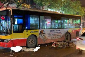 Lộ nguyên nhân vụ tai nạn làm tài xế xe máy tử vong dưới bánh xe buýt