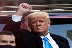 Ông Trump cam kết đưa đảng Cộng hòa trở lại Nhà Trắng