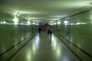 Hà Nội: Hầm đi bộ được đầu tư hàng trăm tỷ nhưng vẫn 'ế' khách