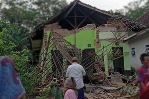 Động đất ở Indonesia, 7 người thiệt mạng