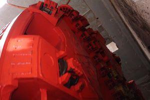 Robot đào hầm tuyến đường sắt Nhổn - Ga Hà Nội hoạt động thế nào?