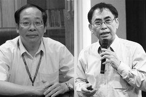 Hai nhà giáo đáng kính vừa đột ngột qua đời