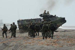 Mỹ-Philippines diễn tập quân sự chung hai tuần từ ngày mai