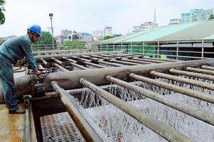Cần bảo đảm cung cấp nước sạch liên tục cho Hà Nội