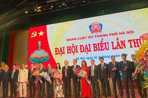Đại hội đại biểu lần thứ X Đoàn Luật sư thành phố Hà Nội thành công tốt đẹp