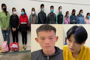 Xử lý 2 đối tượng tổ chức cho nhóm công dân Việt Nam xuất cảnh trái phép