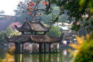 Lễ hội chùa Thầy không tổ chức phần hội, du khách vẫn có thể tới tham quan di tích