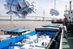 Xuất khẩu gạo 3 tháng đầu năm giảm mạnh về giá trị