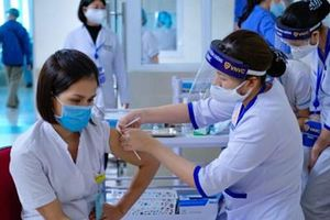 Hà Nội: Đảm bảo an toàn tuyệt đối khi tiến hành tiêm vaccine đợt 2