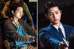 Song Joong Ki trượt dốc vì những bộ phim triệu USD