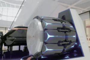 Bánh xe trong tương lai có thể 'biến hình' như Optimus Prime