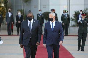 Bộ trưởng Quốc phòng Mỹ đến Israel, cam kết mối quan hệ 'sắt đá'