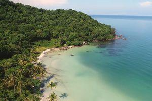 Vẻ đẹp biển đảo Việt Nam trong video 1 phút