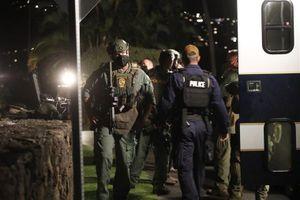 Sĩ quan Mỹ tự sát trong khách sạn