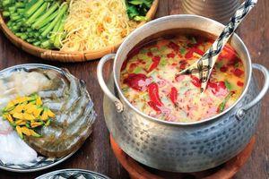 4 nhà hàng cơm quê cho bữa tối đầu tuần ở TP.HCM
