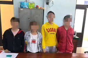Quảng Ngãi: Giải cứu 8 thiếu nữ bị đánh đập, ép bán dâm