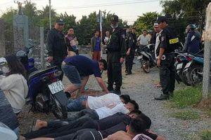 Cảnh sát giao thông liên tiếp lập chiến công