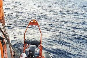 Kịp thời cấp cứu thuyền viên bị tai nạn trên biển
