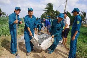 Dân vận khéo ở vùng đồng bào dân tộc Khmer