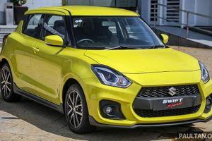 Suzuki Swift Sport từ 800 triệu đồng tại Malaysia, có về Việt Nam?