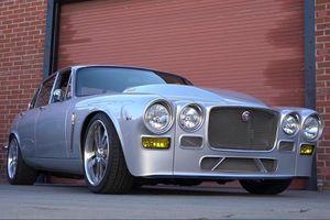 Jaguar cổ thập niên 1970 sở hữu động cơ độ trên 1.000 mã lực