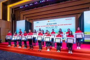 Cuộc thi 'An toàn giao thông cho nụ cười ngày mai' năm học 2020 - 2021: Hàng nghìn giải đã được trao cho giáo viên và học sinh