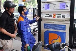 Giá xăng dầu đồng loạt giảm nhẹ từ chiều 12-4